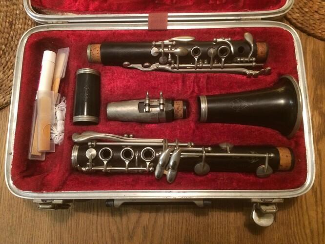 clarinet smallfile