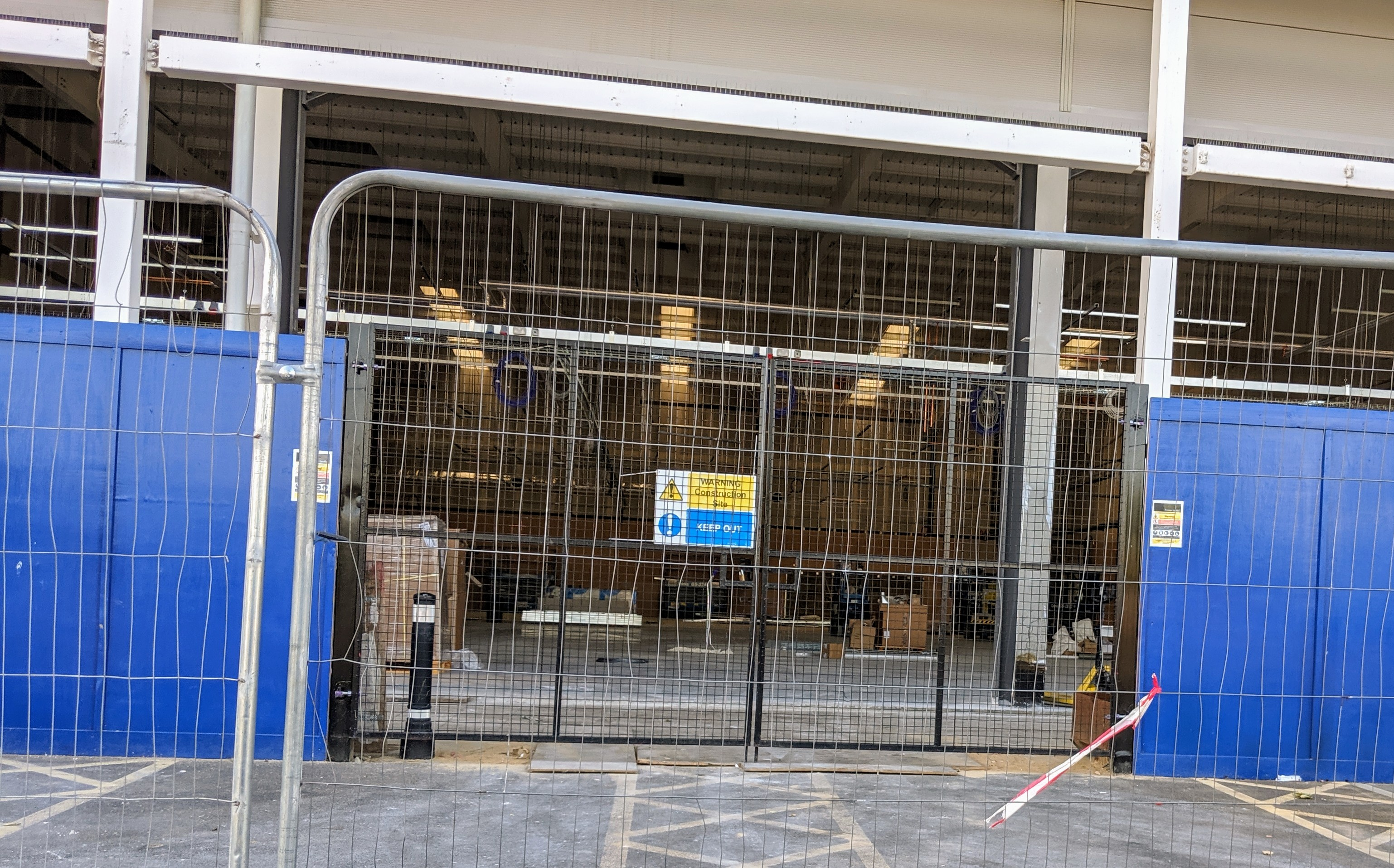 Aldi taking on former Toys 'R Us store in Sydenham [Opening